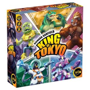 King of Tokyo New Edition engl.