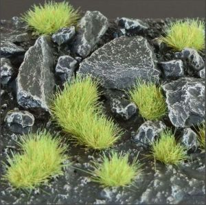 Light Green 4mm Tufts (Wild)