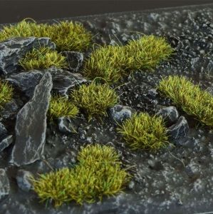 Dark Moss 2mm Tufts (wild)