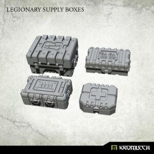 Legionary Supply Boxes (4)