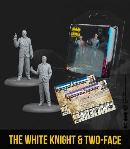 The White Knight and Two Face