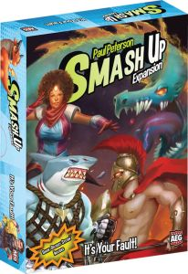 Smash Up: Its Your Fault!