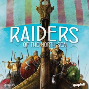 Raiders of the North Sea engl.