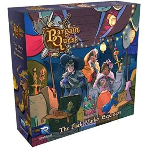 Bargain Quest - The Black Market Expansion - EN