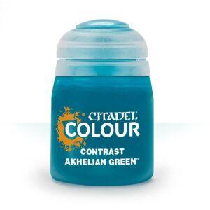 Contrast: Akhelian Green