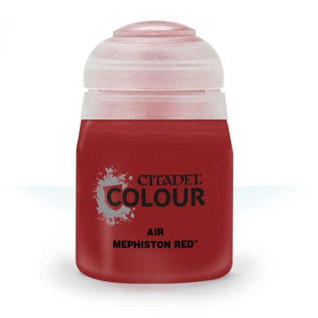 Air: Mephiston Red