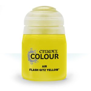 Air: Flash Gitz Yellow
