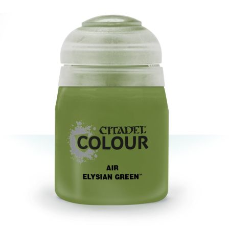 Air: Elysian Green