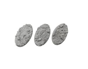 Mystic Bases, Oval 75mm (2)
