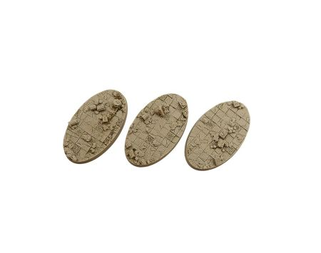 Ancient Bases, Oval 75mm (2)