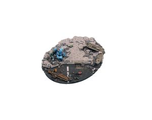 Urban Fight Bases, Oval 120mm (1)