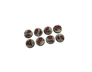 Chaos Waste Bases, Round 32mm (4)