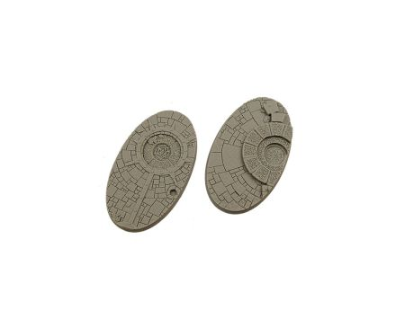 Arcane Bases, Oval 90mm (2)