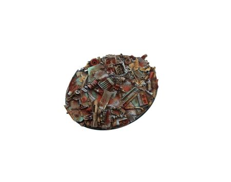 Scrapyard Bases, Oval 120mm (1)