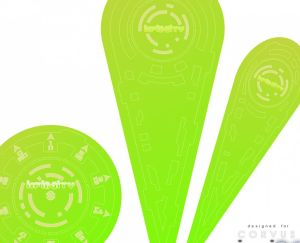 Infinity Templates Green (3)