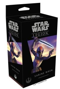 Star Wars Legion: Sabine Wren