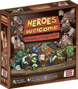Heroes Welcome: Merchants of Dragon Reach