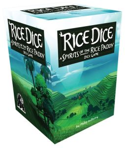 Rice Dice: A Spirits of the Rice Paddy