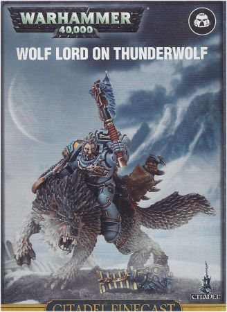 Wolf Lord auf Thunderwolf