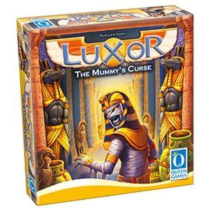 Luxor: The Mummys Curse - EN/FR/NL/DE