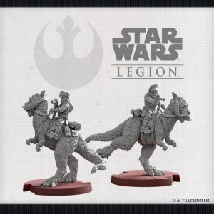 Legion - Tauntaun-Reiter
