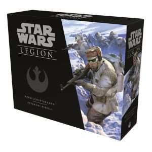 Star Wars Legion - Rebellenveteranen