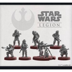 Star Wars Legion - Rebellenveteranen