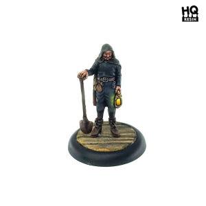 Gunter the Gravedigger