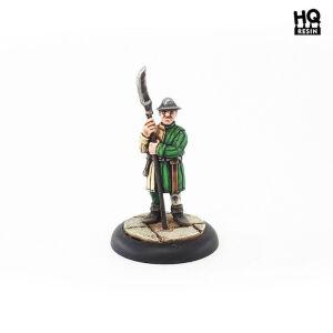 Otto the City Guard