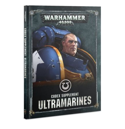 Codex Supplement Ultramarines dt.
