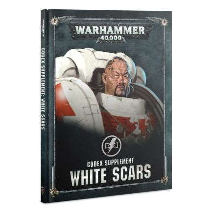 Codex White Scars engl.