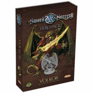 Sword & Sorcery – Volkor Hero Pack - EN