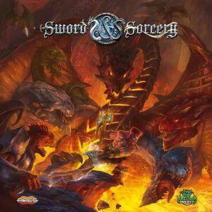 Sword & Sorcery – Vastaryous Lair - engl