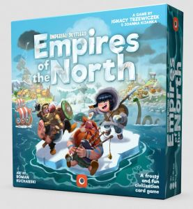 Imperial Settlers: Empires of the North - engl.