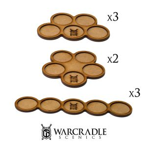 Formation Movement Trays - 30mm