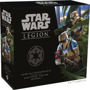 Star Wars: Legion - Imperiale Strandtruppen