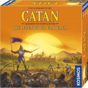Catan - Die Legende der Eroberer dt