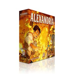 Alexandria engl.