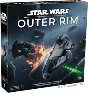Star Wars: Outer Rim engl.