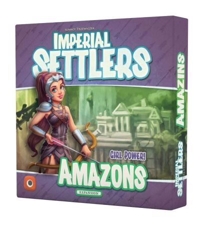 Imperial Settlers: Amazons engl.