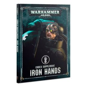 Codex Iron Hands engl