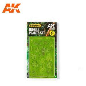 Dschungel Pflanzen Set