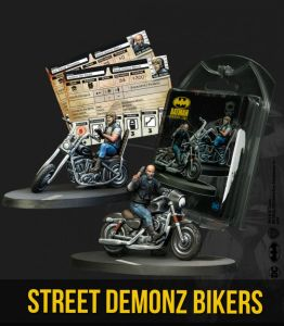 Street Demon Bikers