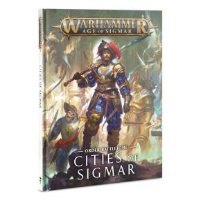 Battletome Cities of Sigmar engl
