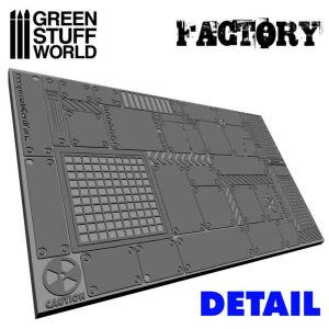 Strukturwalze - Fabrik