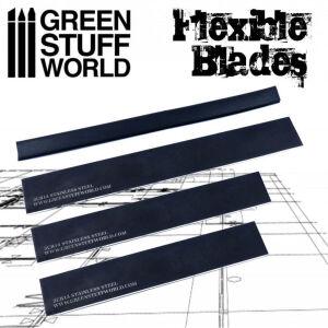 Flexibles Klingenset - Schneidwerkzeuge