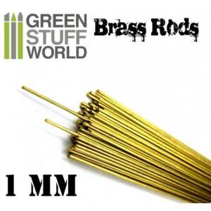 Pinning Brass Rods 1mm