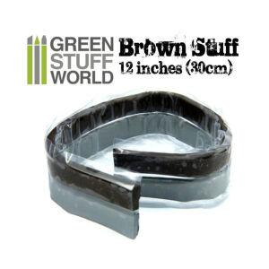 Brown Stuff Modelliermasse Rolle 30 cm - 12 zoll