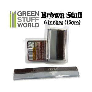 Brown Stuff Modelliermasse Rolle 15 cm - 6 zoll