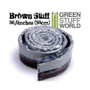 Brown Stuff Modelliermasse Rolle 93 cm - 36.5 Zoll
